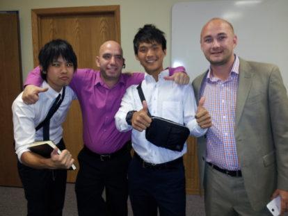 名古屋の海外研修のある会社