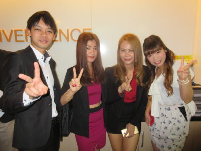 愛知県の海外研修のある会社